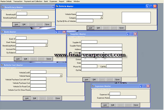 Visual basic 6.0 projects with source code free download pdf