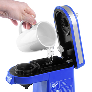touch capsule brewer t714c manual