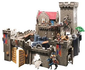 playmobil lion knights castle instructions