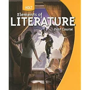 Holt elements of language first course pdf