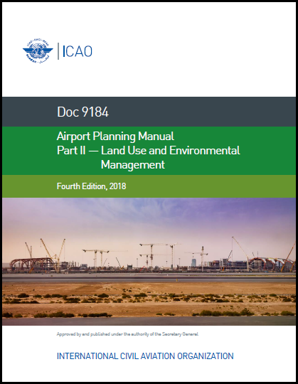Airport planning manual doc 9184