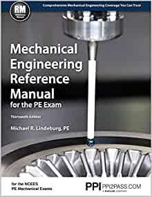 mechanical engineering reference manual for the pe exam scribd