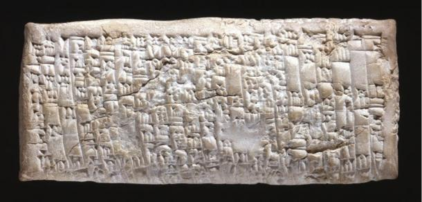 Missing links discovered in assyrian tablets pdf
