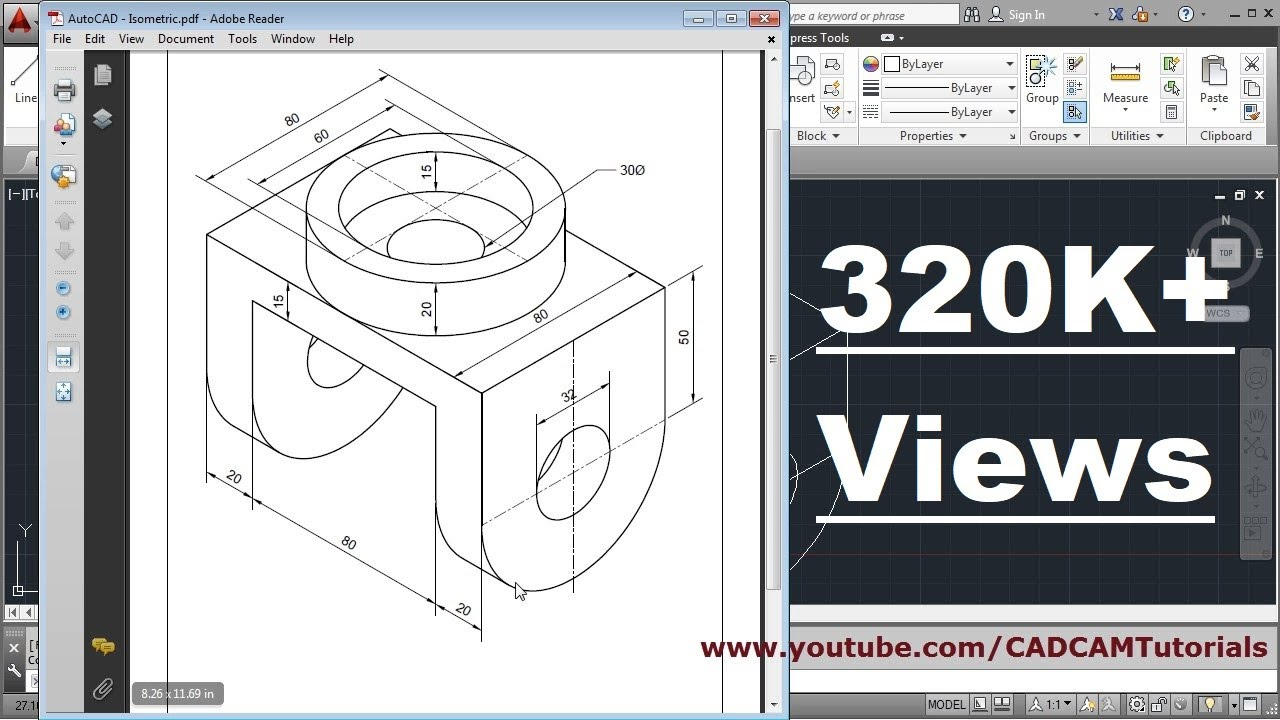 Autocad 2010 2d commands with examples pdf
