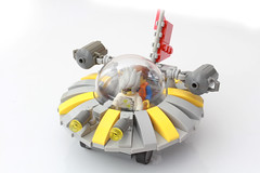 rick and morty spaceship and garage instructions
