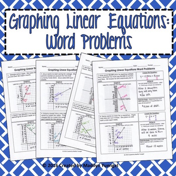 Linear equations problems and answers pdf