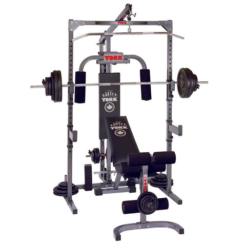 york 4180 home gym assembly instructions